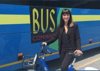 Serena Lancione, direttore generale di Bus Company, è il nuovo presidente di Anav Piemonte e Valle d'Aosta.
