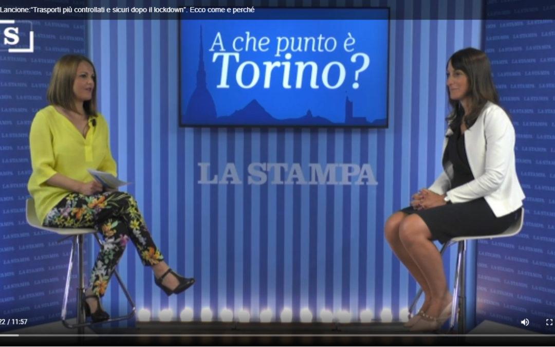 """Serena Lancione: """"Trasporti più controllati e sicuri dopo il lockdown"""". Ecco come e perché."""